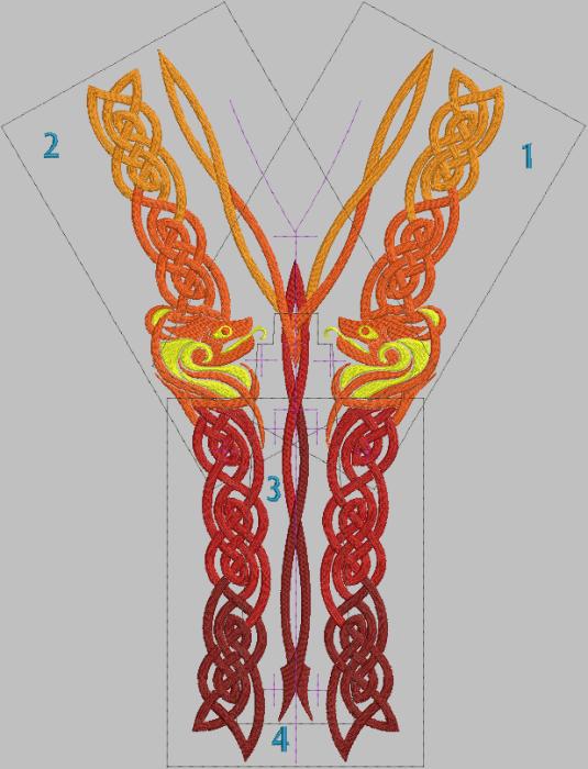 front splits